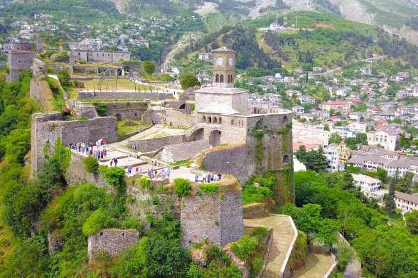 3 DAYS 4×4 TOUR IN THE ALBANIAN COAST