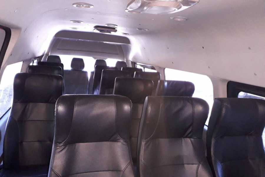 Tour Guanacaste Private Van and Driver 16 Hours