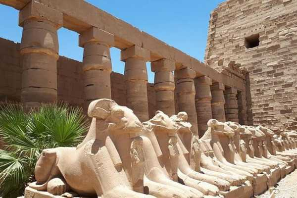 2 days tour to luxor from el gouna