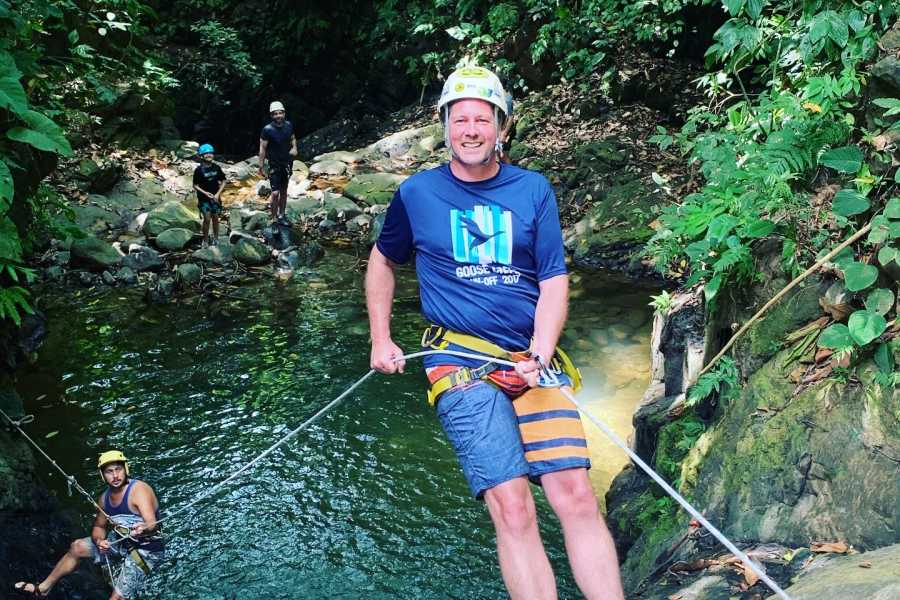 Costa Canyoning canyoning tour afternoong