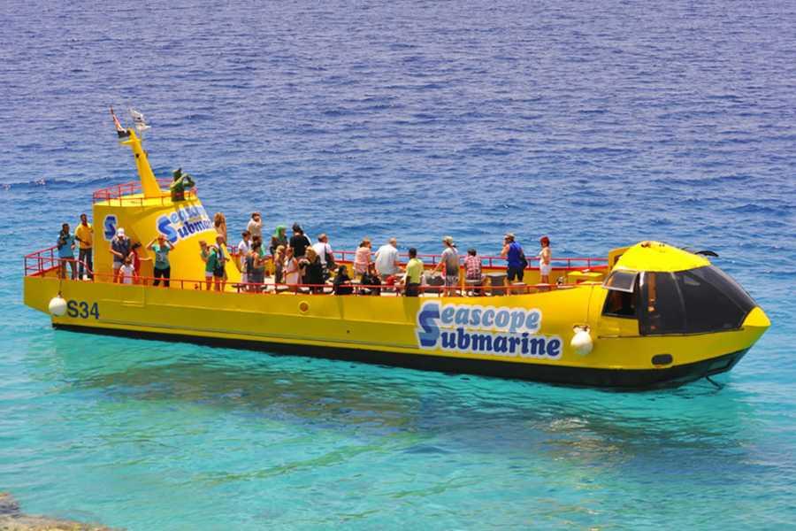 Daily tours Egypt Seascope Semi Submarine Tour from El gouna