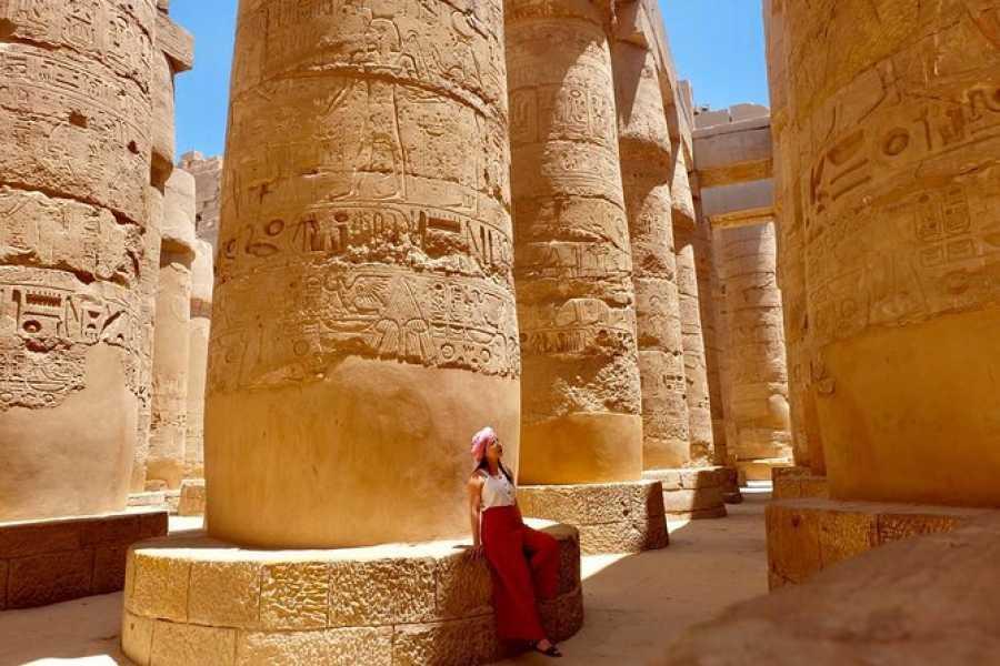 Daily tours Egypt Luxor Aswan and Abu Simbel 3 days trip from El gouna