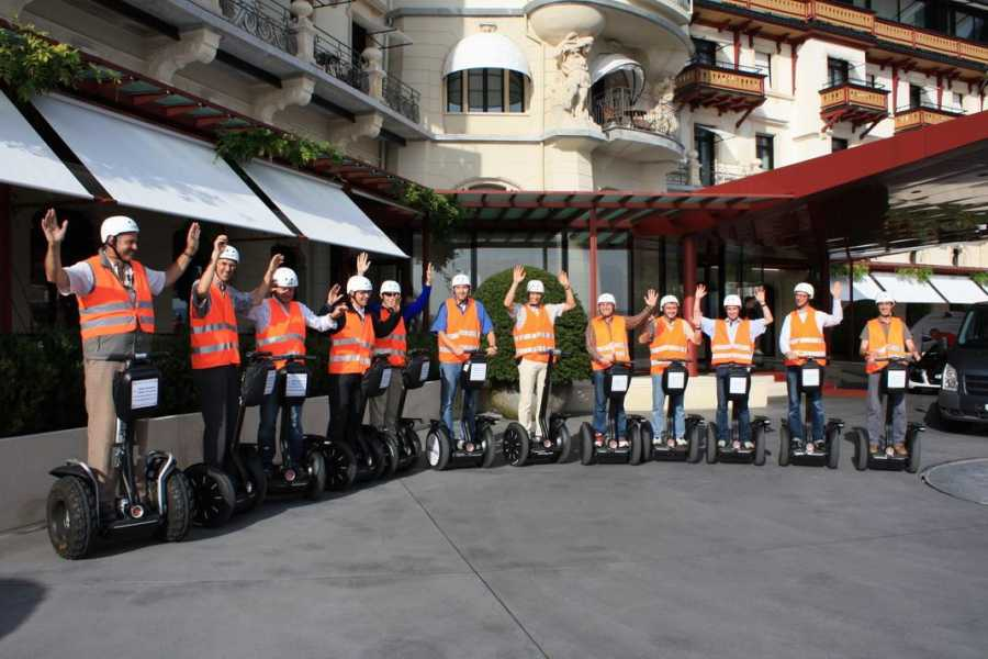 Segway City Tours by HB-Adventure Segway Tour Zurich Dolder / Zurichberg
