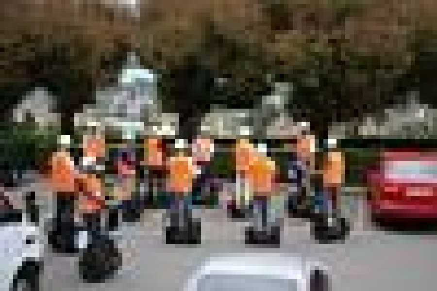 Segway City Tours by HB-Adventure Segway Tour Zürich Dolder / Zürichberg