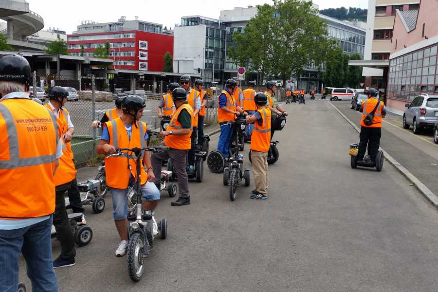 Segway City Tours by HB-Adventure Segway Tour Zurich West