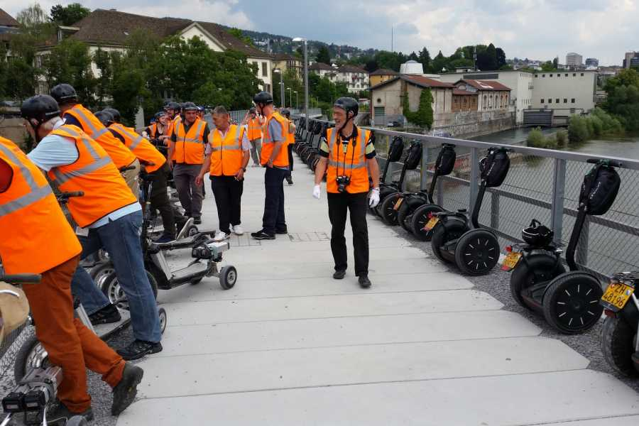 Segway City Tours Segway Tour Zürich West