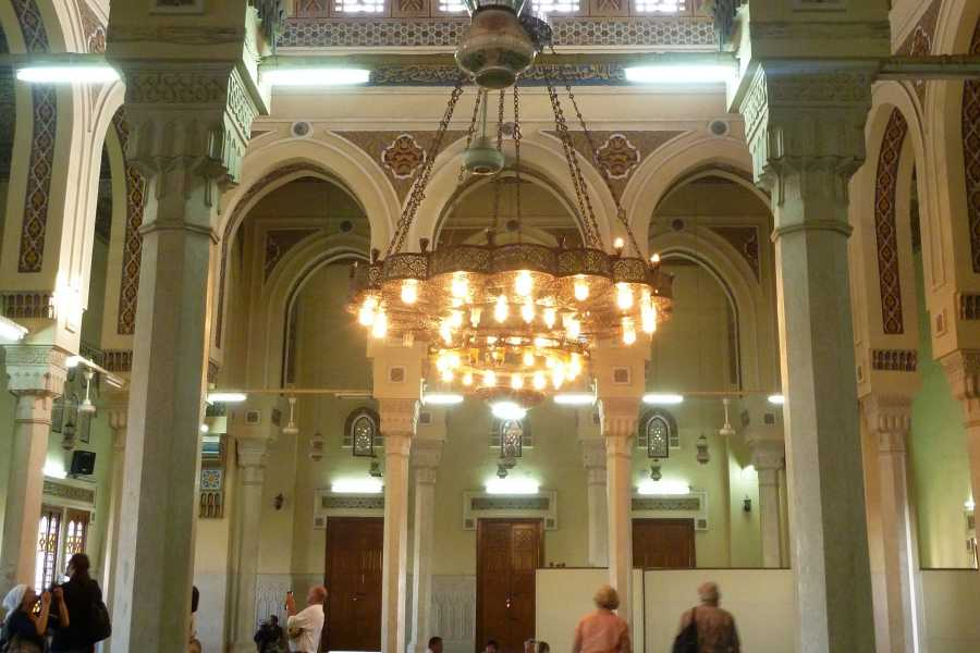 EMO TOURS EGYPT DAY TOUR TO ISLAMIC AND CHRISTIAN ASWAN BY CARRIAGE