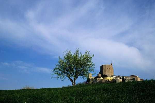 """Trekking tour Montefiore Conca - La """"Fiora"""" di sera"""
