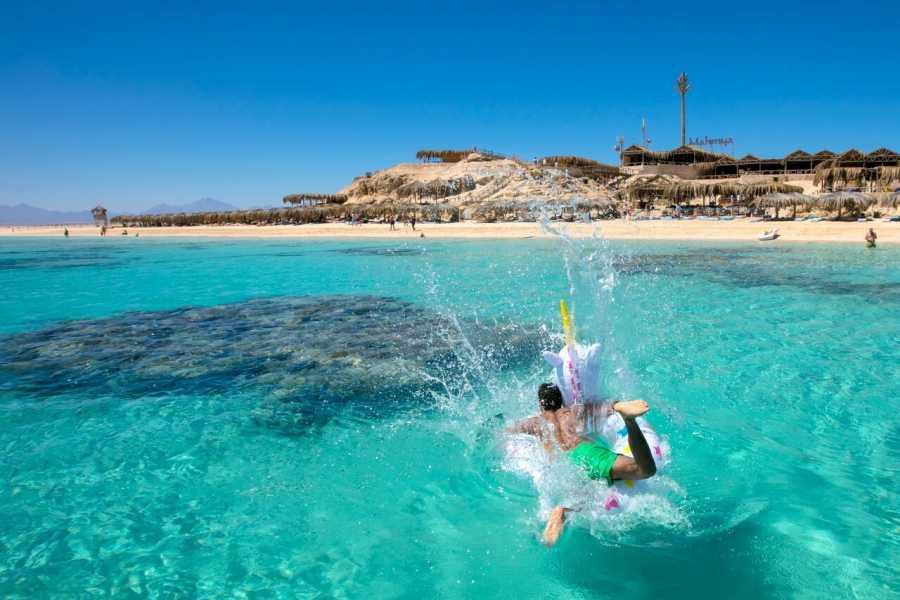 Daily tours Egypt Mahmya Island Hurghada Snorkeling Trip