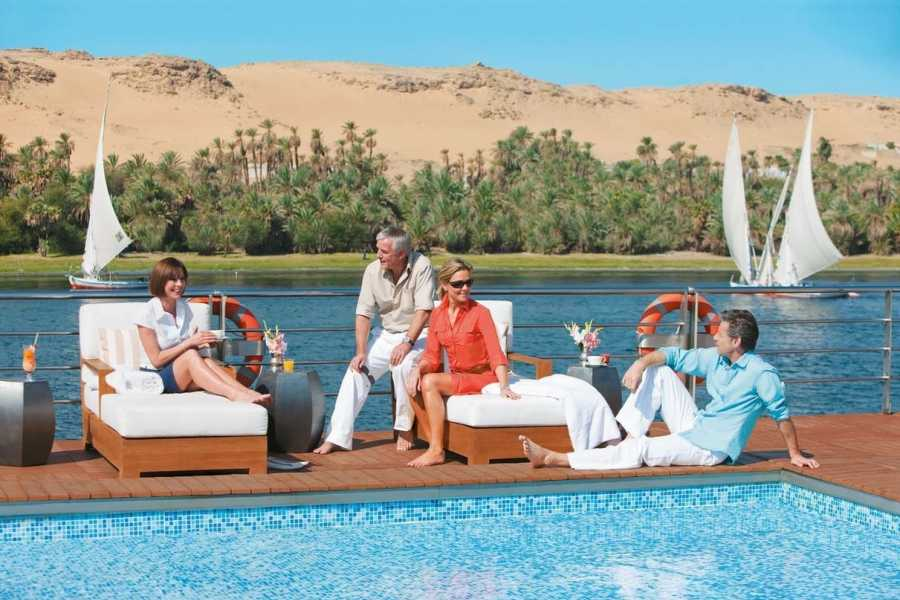 Journey To Egypt 4 Night Nile Cruise from Luxor to Aswan