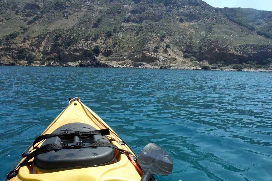 Destination Platanias Sea Kayak along the peninsula West Cost - 65€