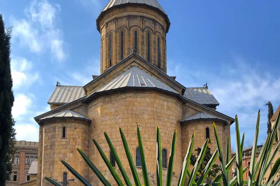Friendly.ge Old Tbilisi Walking Small Group Tour