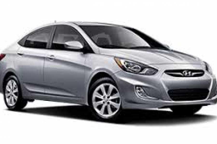 Tour Guanacaste Hyundai Accent Adobe Car Rental