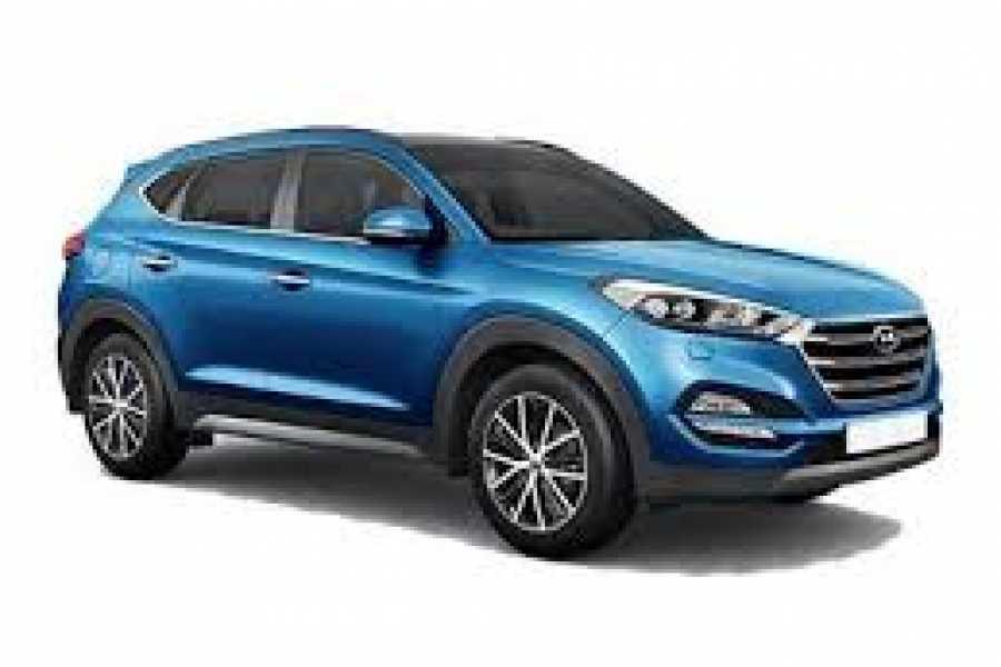 Tour Guanacaste Hyundai Tucson Adobe SUV Rental
