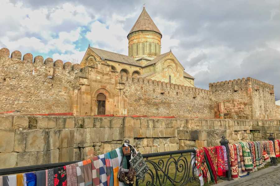 Friendly.ge Мцхета: Древняя столица Грузии