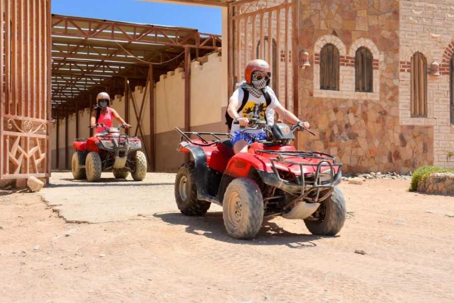 Daily tours Egypt Makadi Bay Morning Desert Safari Trip By Quad Bike