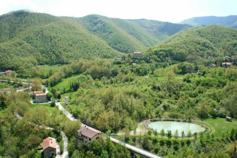 VisitRimini Two Ghibellines in Casteldelci: Dante and Uguccione della Faggiola