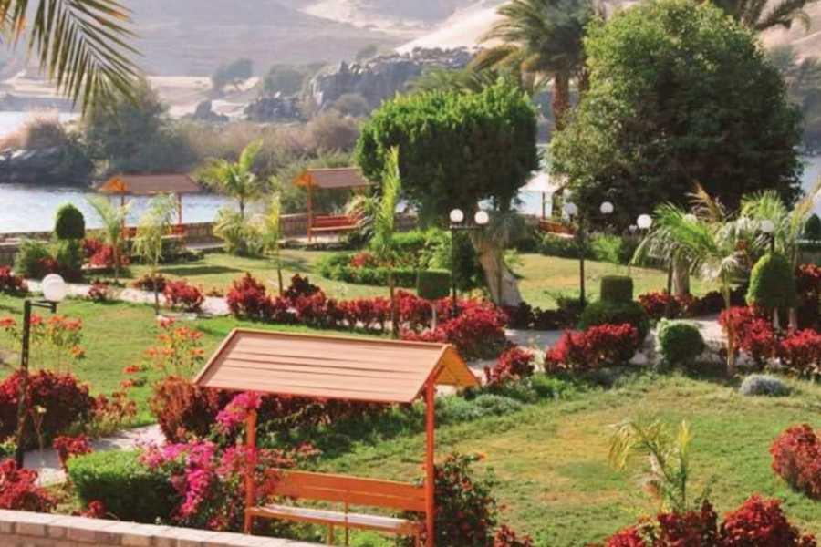 EMO TOURS EGYPT Day Tour to Aswan Botanical garden, The tombs of The Nobles and enjoy Sandboarding on Barbar Island in Aswan