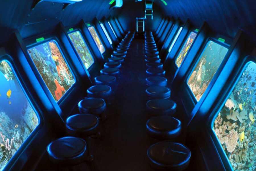 Daily tours Egypt Submarine, Seascape Trip from Makadi