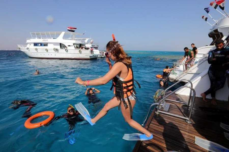 Daily tours Egypt Dolphins House Daily tour from Makadi