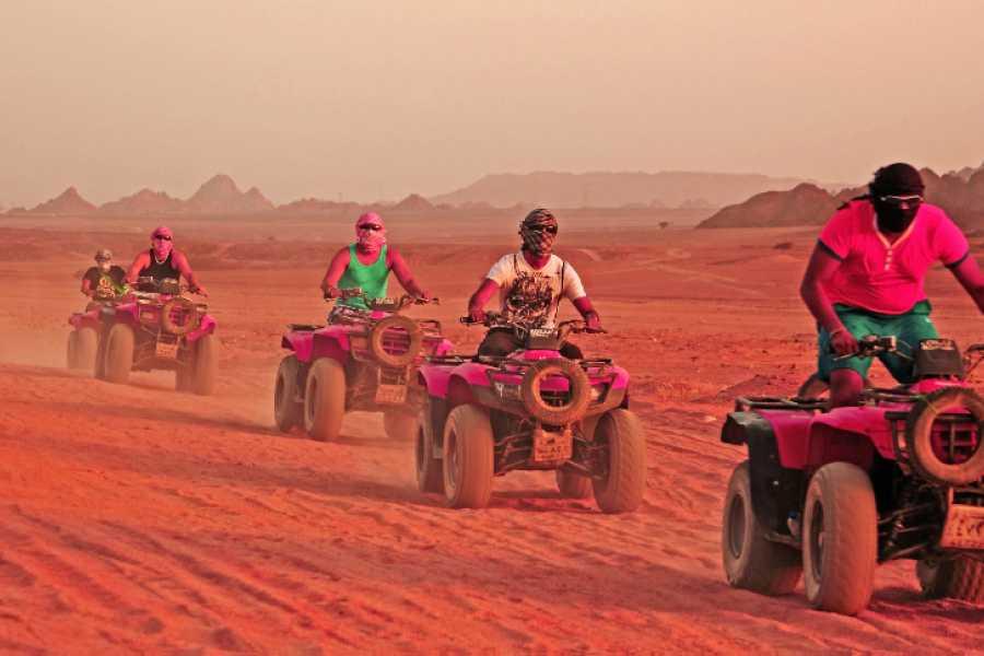 Daily tours Egypt Makadi Bay Super Safari Trip