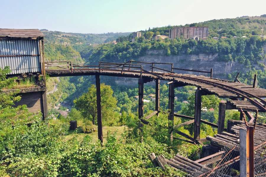Friendly.ge Chiatura: Georgian Chernobyl Day Tour from Tbilisi