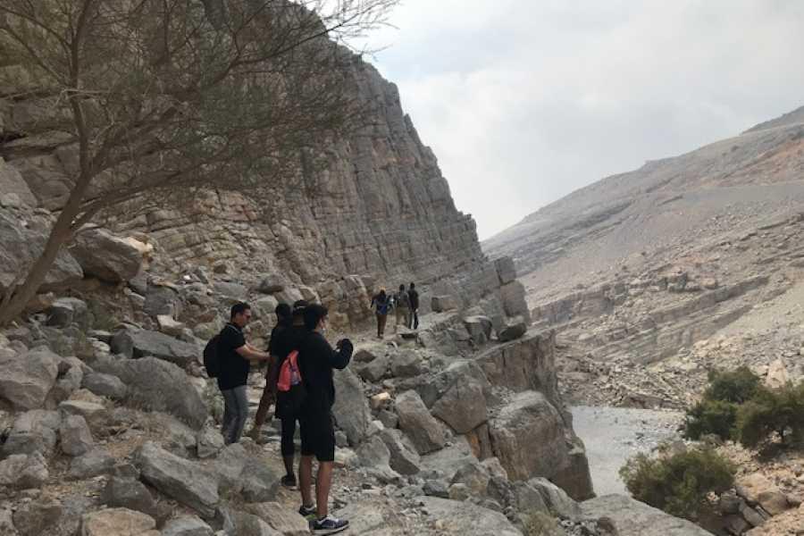 Absolute Adventure Boulders & Balcony Walk