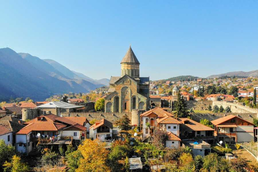 Friendly.ge Two capitals in one day - Mtskheta and Tbilisi