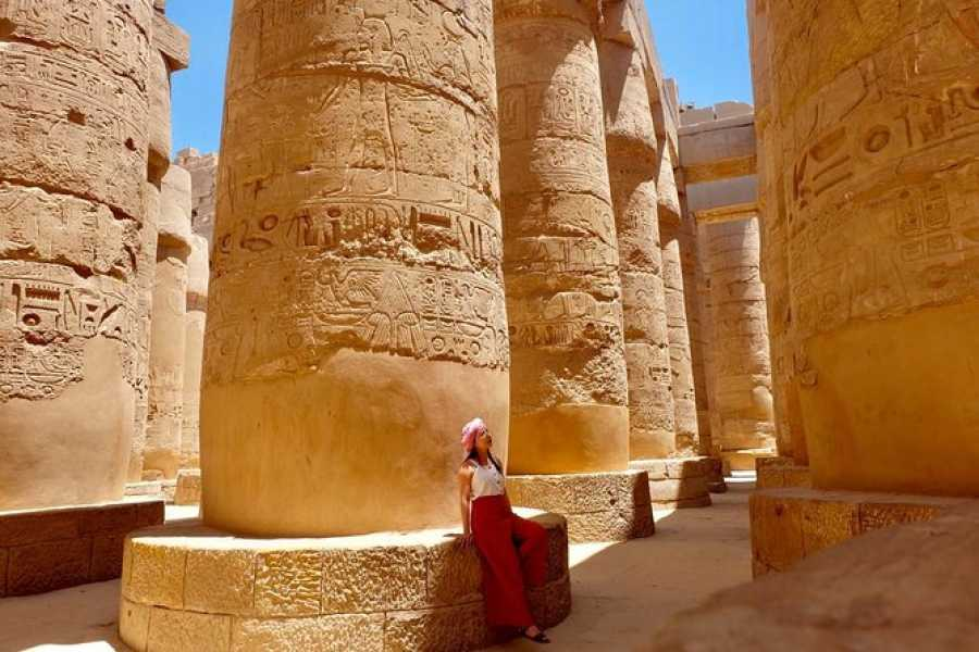 Daily tours Egypt 2 Days Cairo & Luxor Tour from Soma Bay