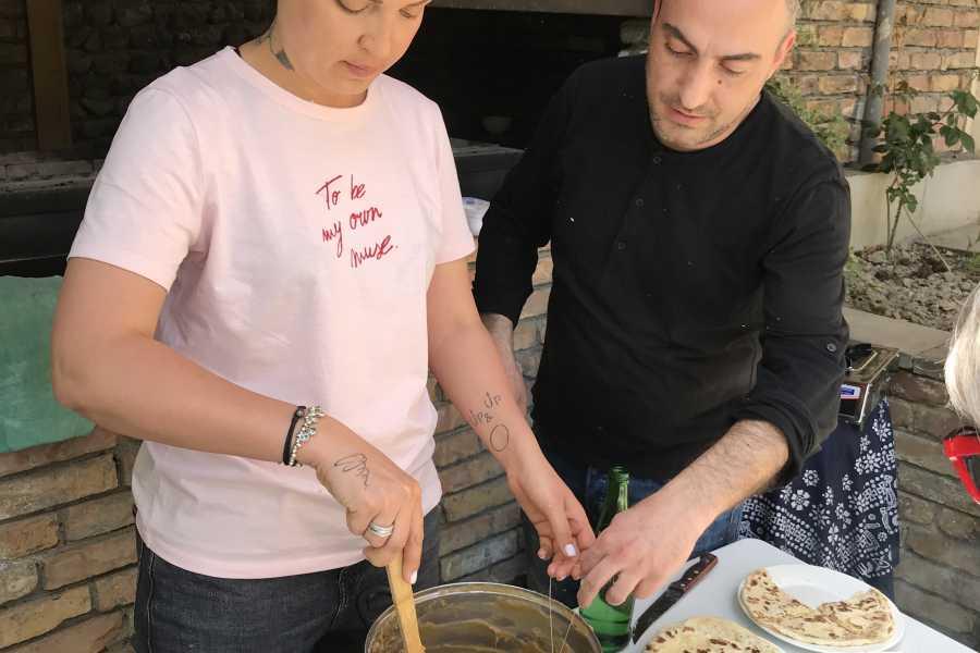 Friendly.ge Кулинарный мастер-класс