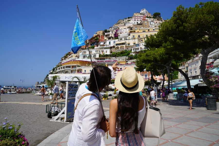 Travel etc Day Trip to  Positano, Amalfi & Ravello with Local Guide from Naples
