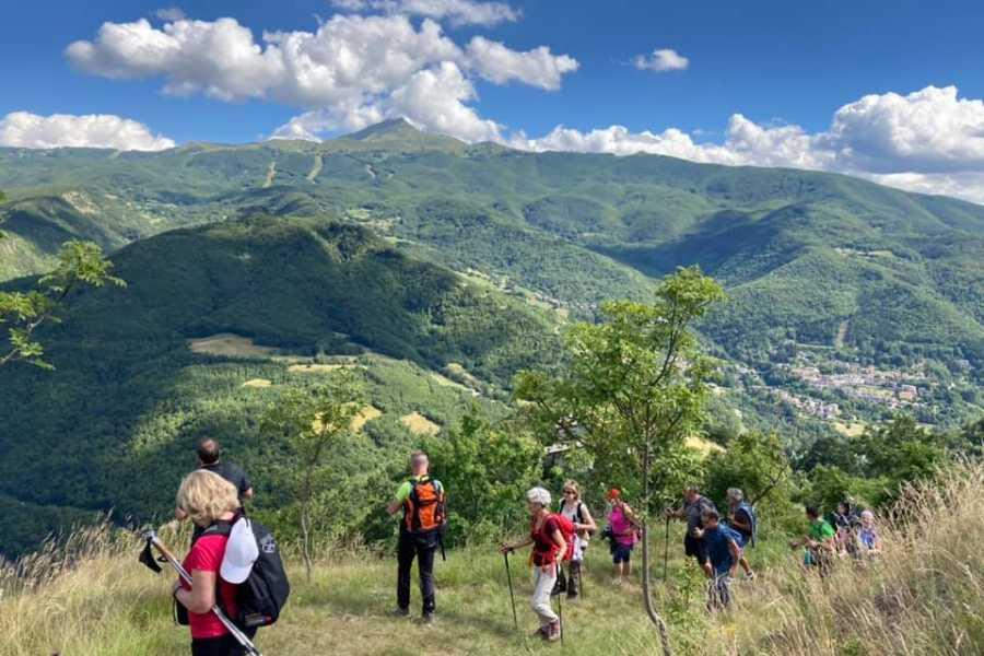Modenatur Via Vandelli trek: Sassuolo - La Santona