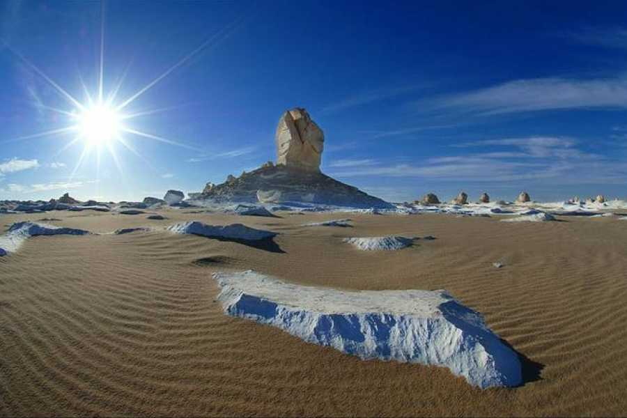 Marsa alam tours 3 day trip to Bahariya Oasis and white desert from Alexandria