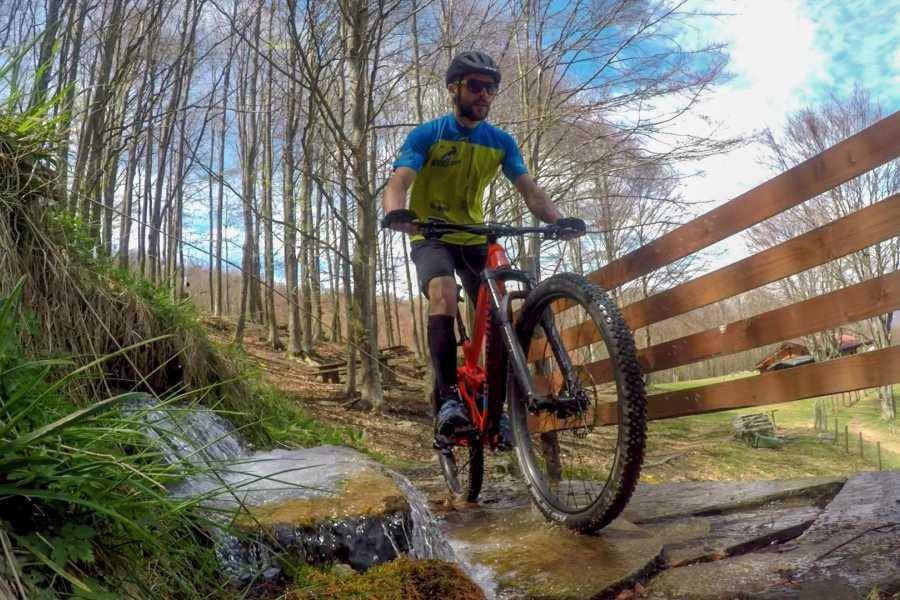 Modenatur Via Vandelli in e-bike: Modena - Pavullo nel Frignano