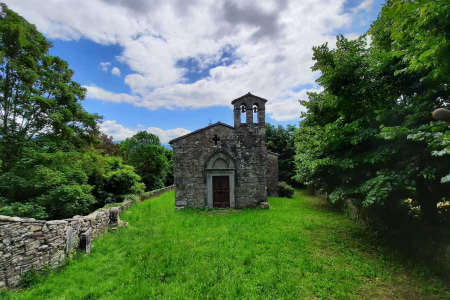 Modenatur Via Vandelli in cammino: San Pellegrino in Alpe - Massa