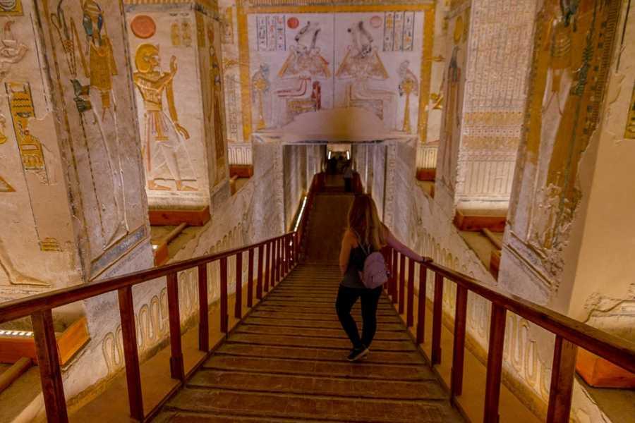 Journey To Egypt Tour de El Cairo a Luxor en tren