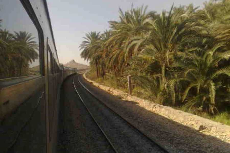 Journey To Egypt Cairo to Luxor tour by train