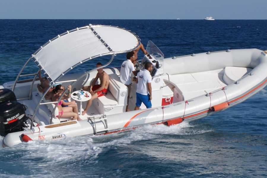Daily tours Egypt Orange Bay Island By Private Speedboat From Soma Bay