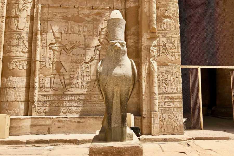 Daily tours Egypt Luxor Aswan and Abu Simbel Three days tour from Soma Bay