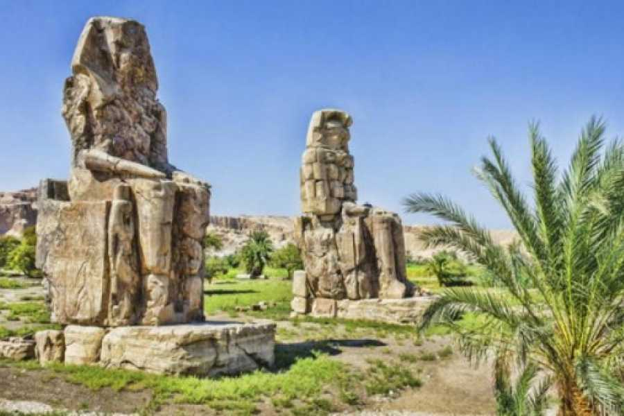 Daily tours Egypt Private Day Trip to Luxor from Soma Bay