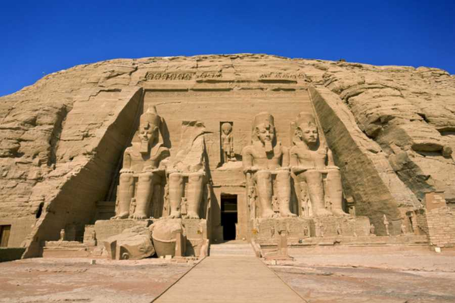 Deluxe Travel Get Ali Private Tour Abu Simbel by Coach from Aswan