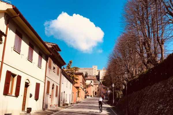 Tour in Bike - Lungo l'antica Via Flaminia