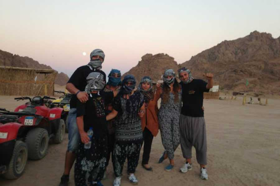 Daily tours Egypt Sunset Desert Safari Trip By Quad Bike From Soma Bay