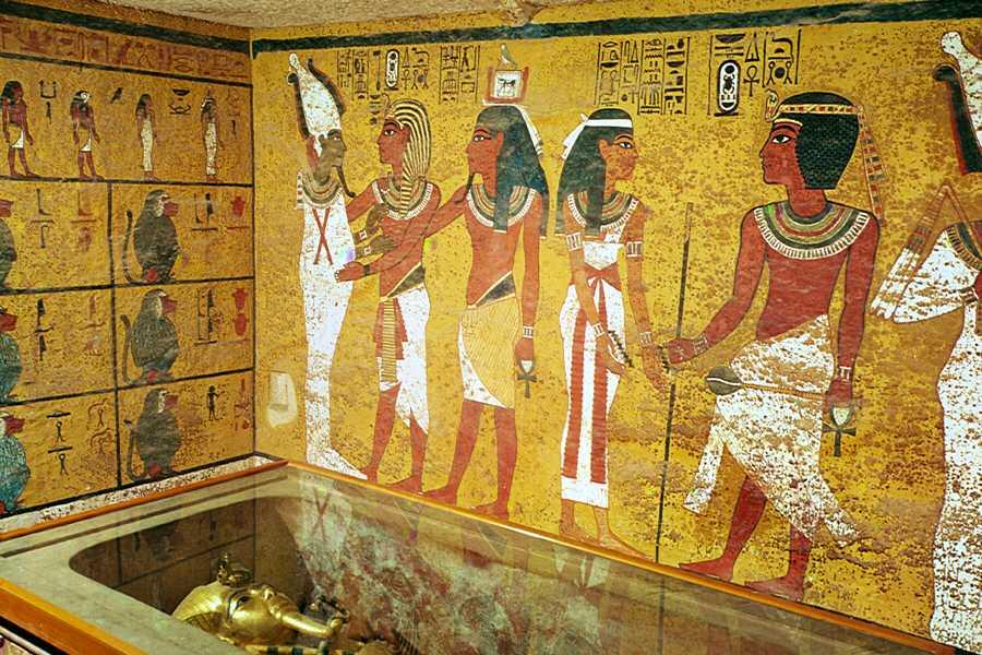 Journey To Egypt 4 Days Dahabiya Nile Cruise from Aswan to Luxor