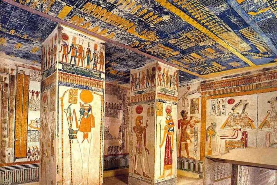 Daily tours Egypt Luxor day tour from Port Ghalib