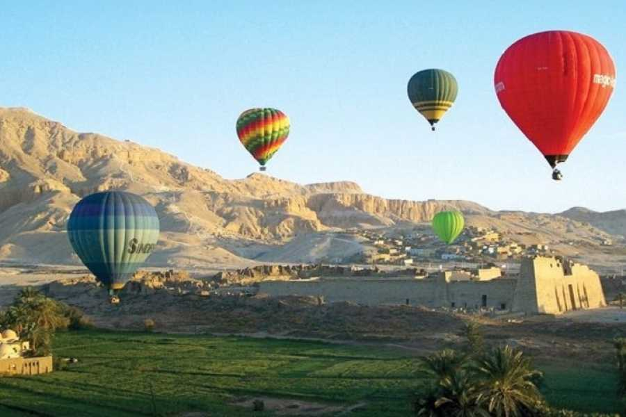 Daily tours Egypt Two days tour to Luxor from Port ghalib with hot air balloon