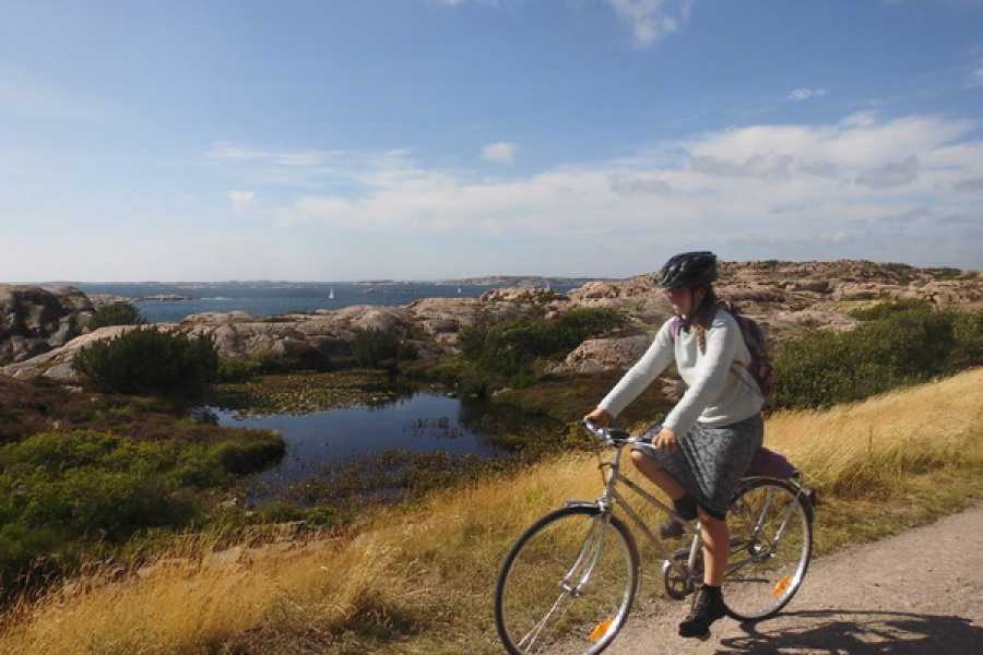Outdoor West Cykeltur längs havet 2hrs: STENHUGGAREN