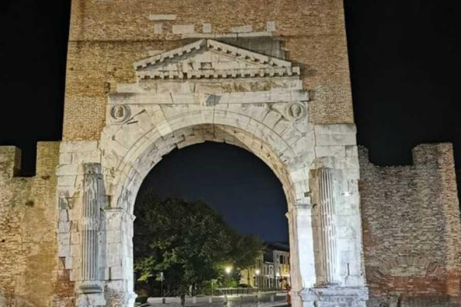 VisitRimini Rimini: water, stones, lightning!