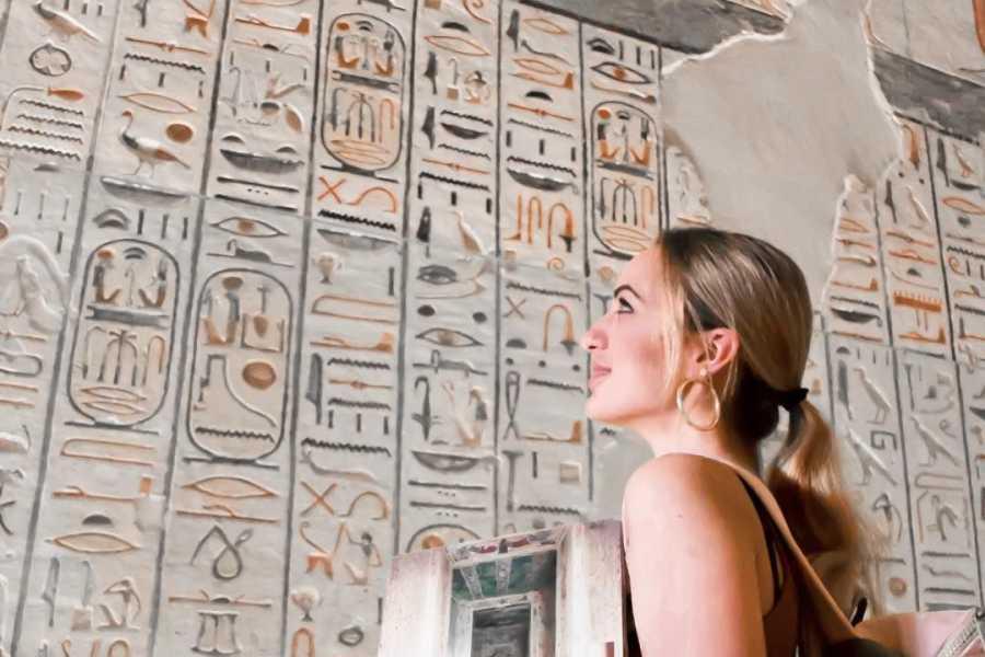 Marsa alam tours 8 Day Egypt itinerary