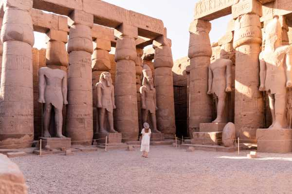 2 Day Tours in Luxor Visit Full West and East bank